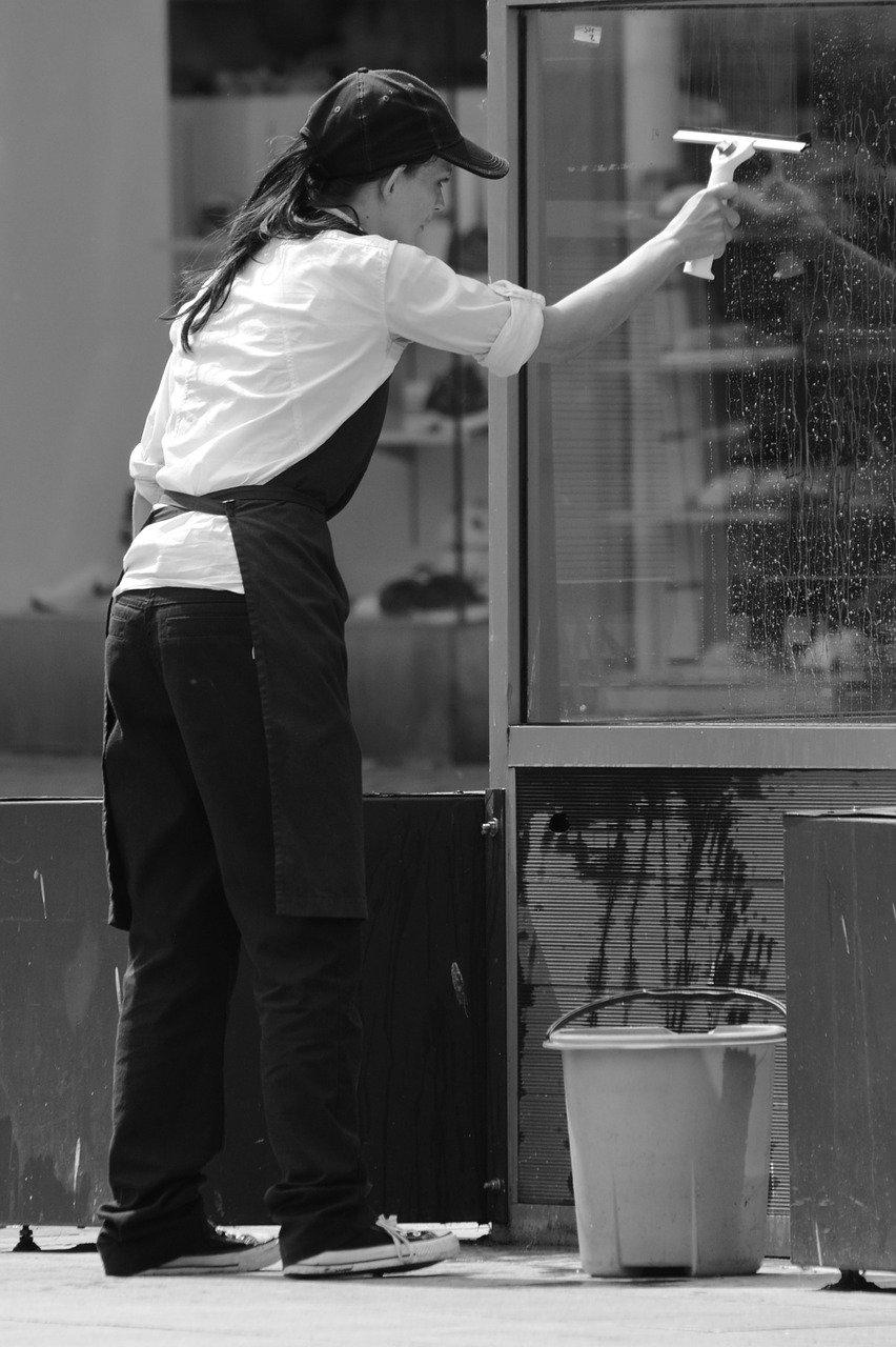 Glazenwasser Voorschoten